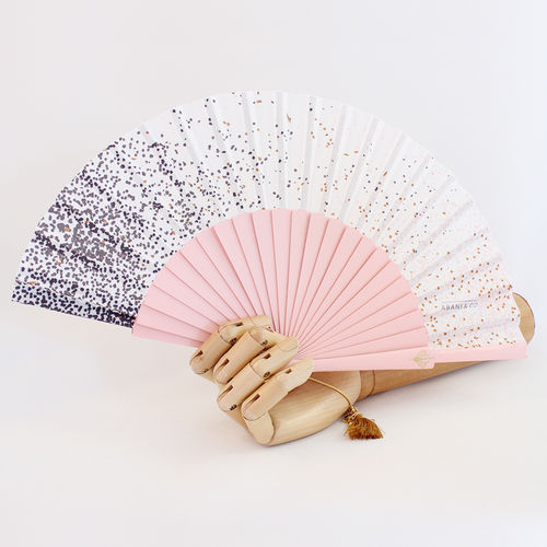 Mini hand fan Sweet Jane